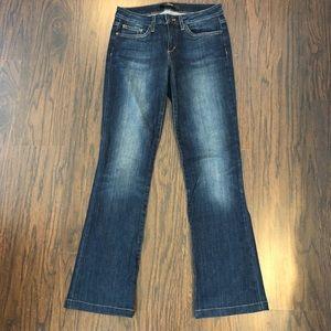 Joe's jeans curvy boot cut women's size 29 W